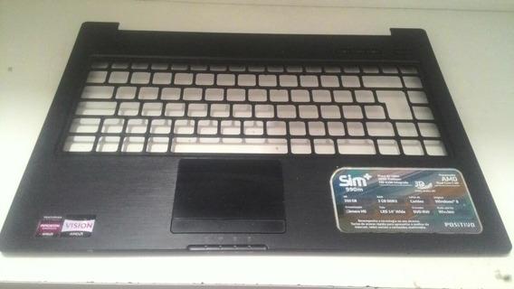 Carcaça Base Superior Com Touch Notebook Positivo Sim+ 990m
