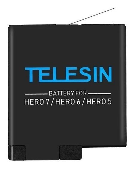 Batería Telesin Para Hero 7/6/5 De Gopro