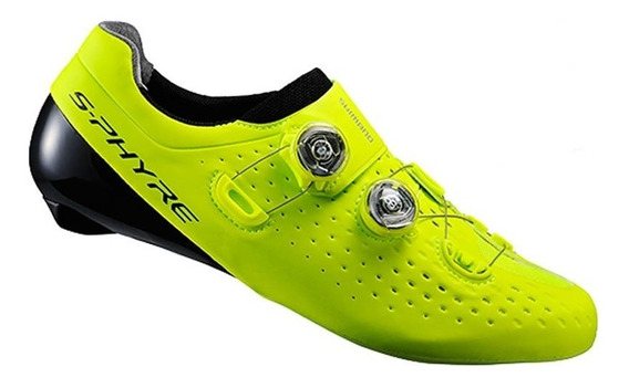 Zapatillas Ciclismo - Shimano Sh- Rc9 Yellow