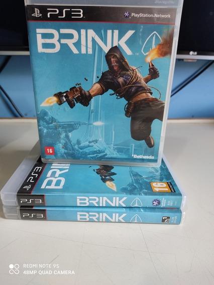 Brink Para Ps3