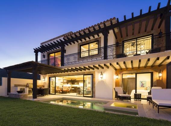 Casa En Fraccionamiento En Copala At Quivira / Los Cabos - Gsi-1053-fr