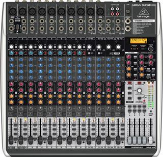 Consola Mixer Behringer Xenyx Qx2442usb