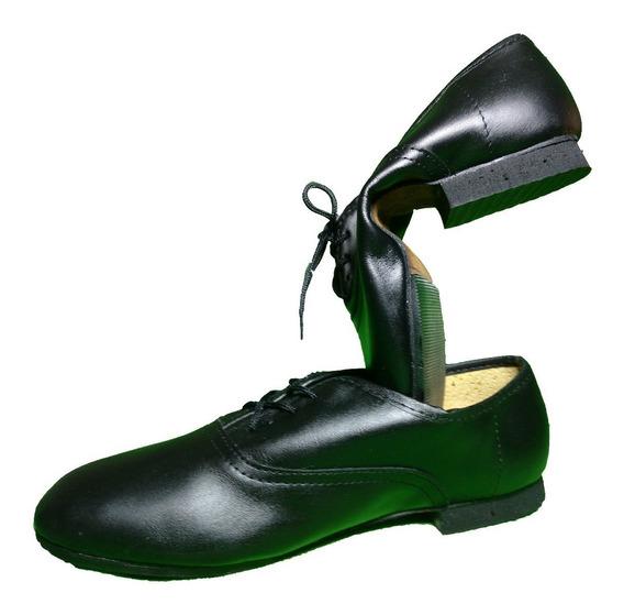 Zapato De Jazz 100% Piel Unisex #