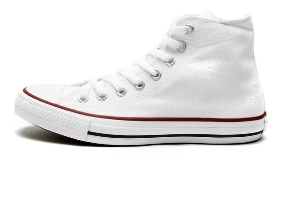 Tênis Converse All Star Cano Alto Ct As Core Hi Original Branco