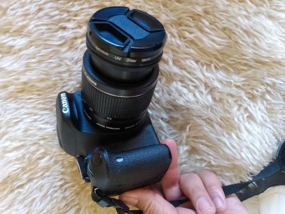 Câmera Canon Eos 600 D