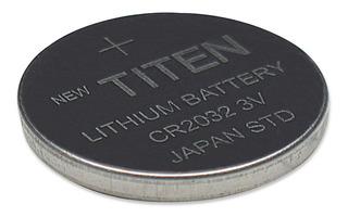 Bateria Pila Cmos Cr2032 Manhattan 2 Piezas 3v Litio Tarjet