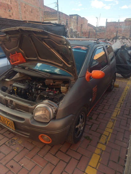 Vendo Renault Twingo 2001 Recien Reparado, Papeles Al Dia