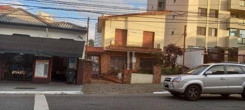 Sobrado Com 3 Dormitórios À Venda, 200 M² Por R$ 3.000.000,00 - Mooca (zona Leste) - São Paulo/sp - So1574