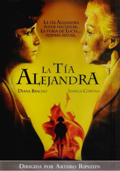 La Tia Alejandra Diana Bracho Pelicula Dvd