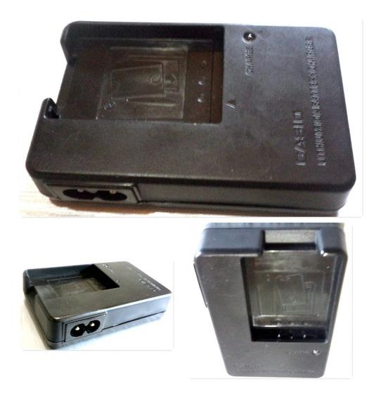 Carregador De Bateria Camera Cassio Bc-11 L