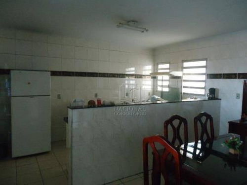Casa Com 3 Dormitórios Para Alugar, 150 M² Por R$ 2.300/mês - Vila Alto De Santo André - Santo André/sp - Ca1149