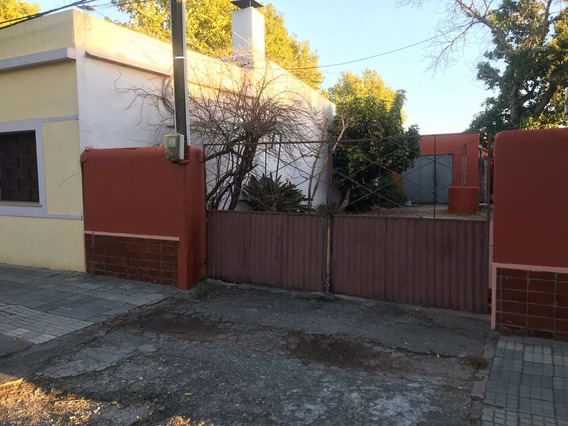 Casa 3 Dorm Con Patio, Gje Y Parrillero Usd 120.000