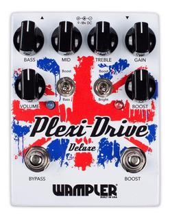 Pedal Efecto Wampler Plexi Drive Deluxe Distorsion - Oddity
