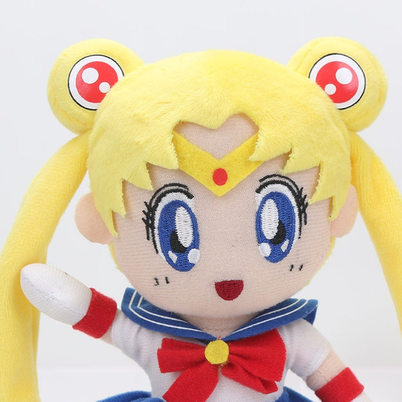 Sailor Moon - Pelúcia Serena (30cm)