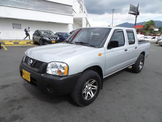 Nissan Frontier Np 300 Mt 2400cc 4x2