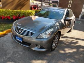 Infiniti G 37 4p Sedan Premium V6 Aut Piel Q/c