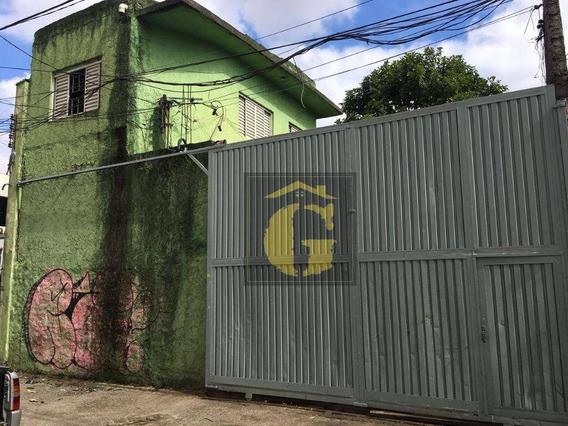 Galpão Comercial , Mooca, São Paulo. - Te0025