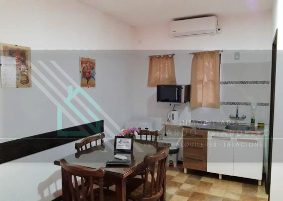 Apartamento Mono-ambiente Centrico En Durazno