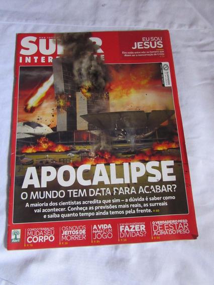 Superinteressante N° 298 - Apocalipse