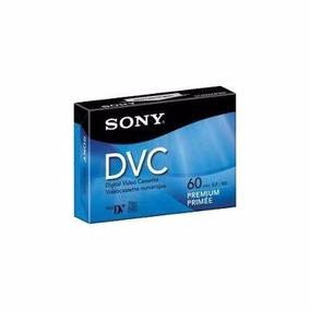Fita Sony Dvc Minidv Dvm60prr-60 Min (lp-90min) Premium **