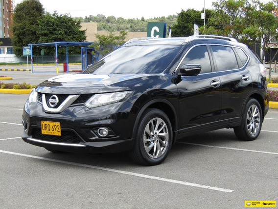 Nissan X-trail T32 Exclusive Tp 2.5 Aa Ct 7p