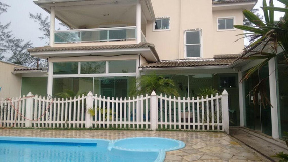 Belíssima Casa De 4 Quartos Sendo 2 Suite Em Unamar-cabo Frio!! - Ca1269