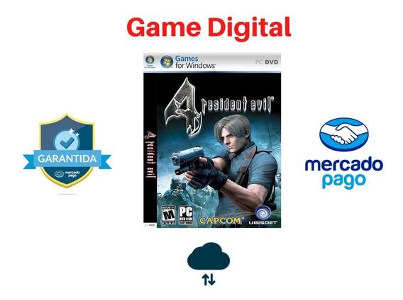 Resident Evil 4 Mídia Digital Pc