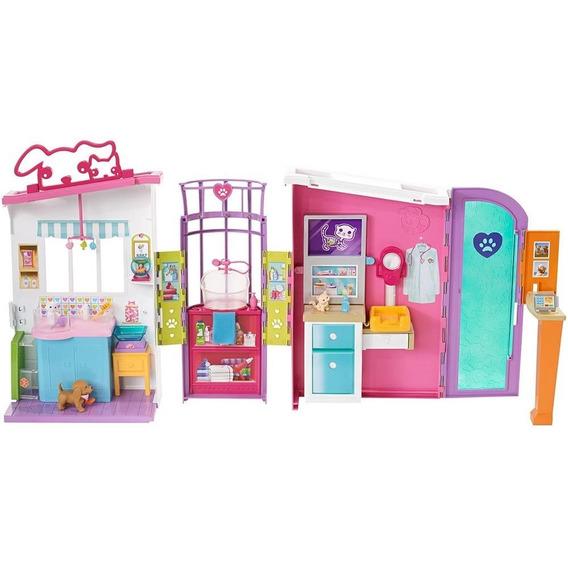 Barbie Hospital Dos Bichinhos Mattel Fbr36