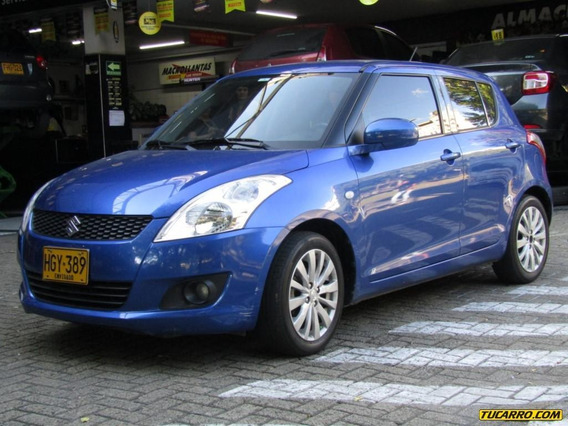 Suzuki Swift Gl 1400 Cc Mt