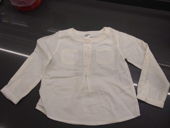 Camisa Carter`s Talle 3 Años