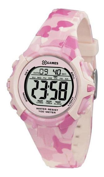 Relógio X-games Feminino Digital Xfppd055 Bxrx