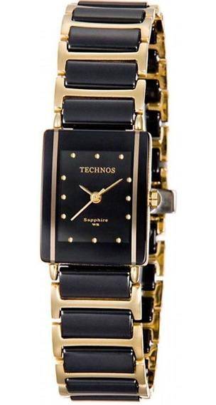 Relógio Technos Feminino Ceramic/saphire 5y30mypai/4p