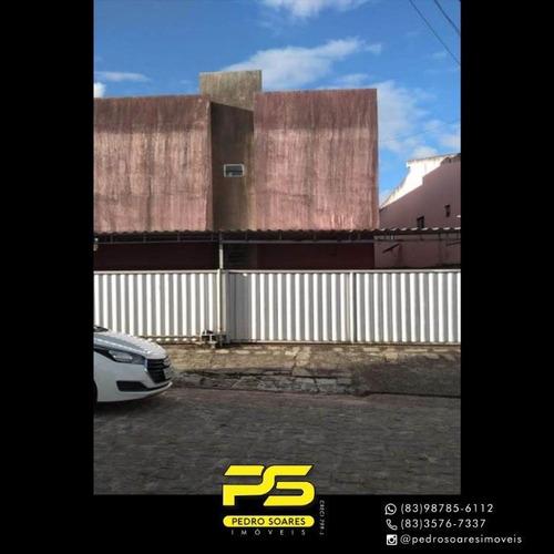 Apartamento Com 2 Dormitórios À Venda, 65 M² Por R$ 40.000,00 - José Américo De Almeida - João Pessoa/pb - Ap4138