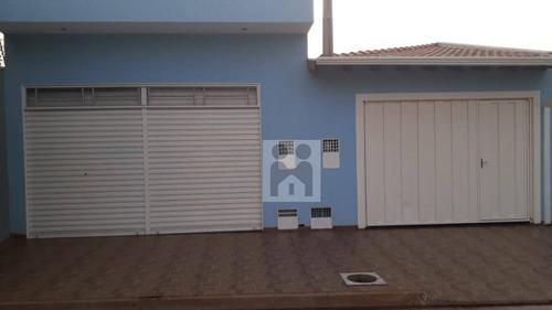 Imagem 1 de 30 de Casa Com 2 Dormitórios À Venda, 100 M² Por R$ 250.000 - Jardim Das Aroeiras - Jardinópolis/sp - Ca0755