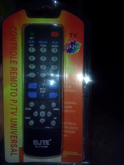 Controle Universal Tv