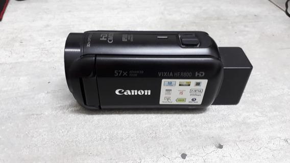 Camera Filmadora Canon Vixia Hf R800