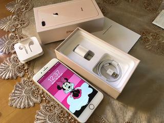 iPhone 8 Plus Gold - Impecável