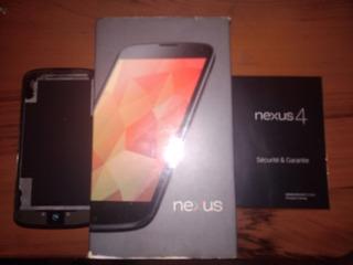 Nexus 4 Para Repuesto