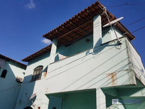 Apartamento Com 1 Dormitório À Venda, 140 M² Por R$ 345.000,00 - Campo Grande - Rio De Janeiro/rj - Ap0907