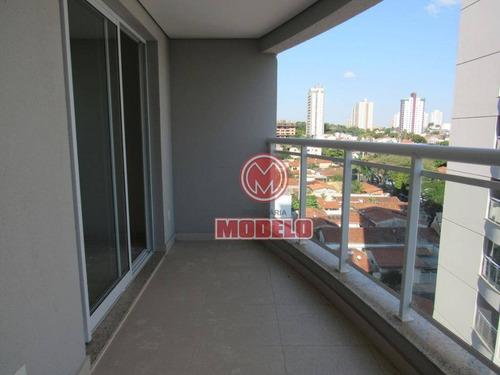 Apartamento À Venda, 84 M² Por R$ 495.000,00 - São Dimas - Piracicaba/sp - Ap2479