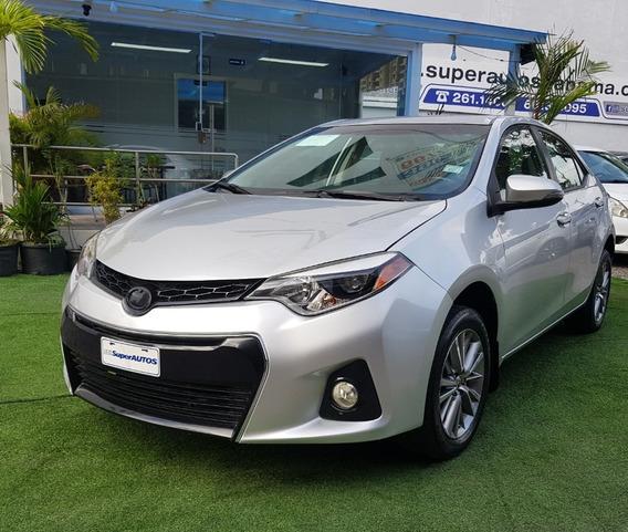 Toyota Corolla 2015 $9999