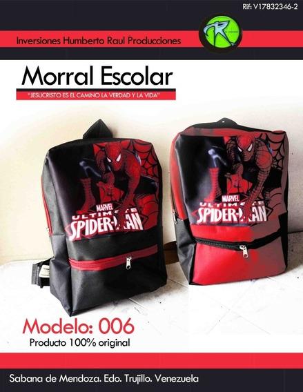 Morral Spiderman