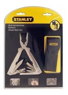 Multi Herramientas 16en1 Stanley 92-841 Pinza Con Estuche