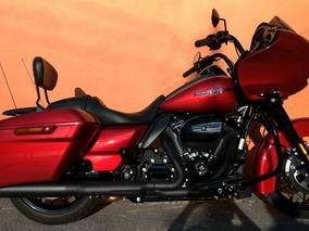 Harley-davidson Touring Road Glide 2018 - Vermelha