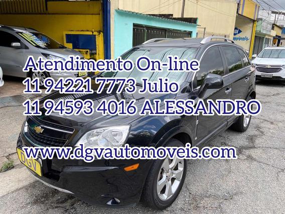 Chevrolet Captiva 3.0 Sidi Awd V6 24v Gasolina 4p