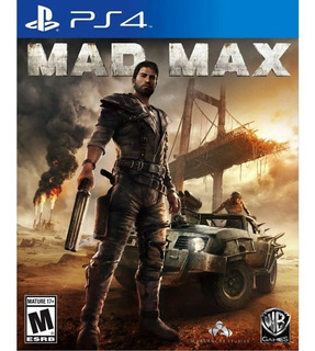 Mad Max Ps4 Nuevo Sellado Fisico - Envío Gratis