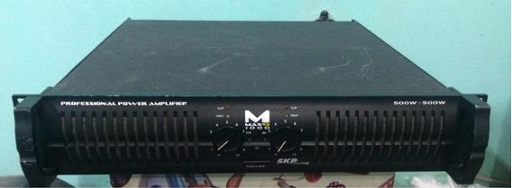 Amplificador De Potência Skp 1000w
