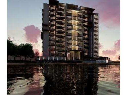 Departamento En Alto Lago Con 3 Amplias Recámaras Y Terraza. Preventa $4,823,333.80