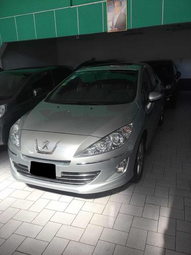 Peugeot 408 2.0 Allure Plus 143cv 2012