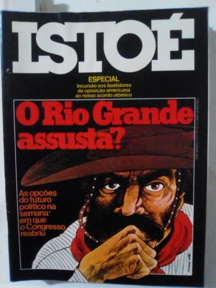 Revista Istoé N 11 Rio Grande Do Sul Cesar Mariano 1977